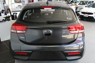 2019 Kia Rio YB MY20 Sport Platinum Graphite 6 Speed Manual Hatchback.