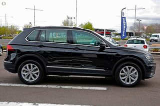 2019 Volkswagen Tiguan 5N MY20 110TSI DSG 2WD Comfortline Black 6 Speed Sports Automatic Dual Clutch