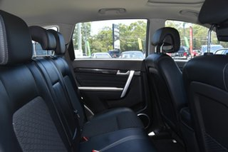 2014 Holden Captiva CG MY14 7 LT (AWD) Silver 6 Speed Automatic Wagon