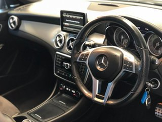 2013 Mercedes-Benz CLA200 117 Grey 7 Speed Automatic Coupe.