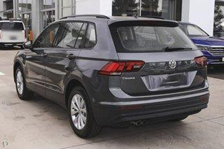 2019 Volkswagen Tiguan 5N MY20 110TSI DSG 2WD Trendline Grey 6 Speed Sports Automatic Dual Clutch