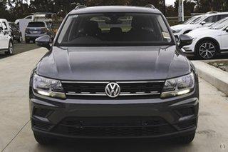 2019 Volkswagen Tiguan 5N MY20 110TSI DSG 2WD Trendline Grey 6 Speed Sports Automatic Dual Clutch.