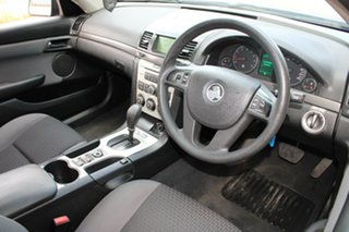 2007 Holden Commodore VE Omega Blue 4 Speed Automatic Sedan