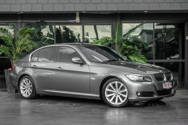 Used BMW 3 Series E90 MY10 323i Steptronic, 2009 BMW 3 Series E90 MY10 323i Steptronic Grey 6 Speed Sports Automatic Sedan
