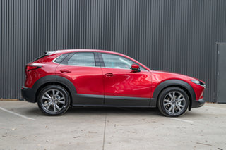 2019 Mazda CX-30 DM2W7A G20 SKYACTIV-Drive Astina Soul Red Crystal 6 Speed Sports Automatic Wagon.