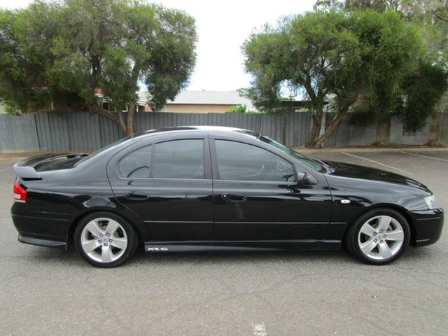 Used Ford Falcon BF MkII 07 Upgrade XR6, 2008 Ford Falcon BF MkII 07 Upgrade XR6 4 Speed Auto Seq Sportshift Sedan