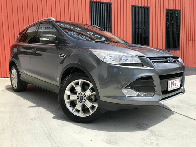 Used Ford Kuga TF Trend AWD, 2013 Ford Kuga TF Trend AWD Grey 6 Speed Sports Automatic Wagon