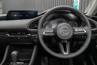 2019 Mazda 3 BP2S7A G20 SKYACTIV-Drive Touring Soul Red Crystal 6 Speed Sports Automatic Sedan