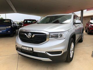 2018 Holden Acadia AC LT (AWD) Nitrate 9 Speed Automatic Wagon
