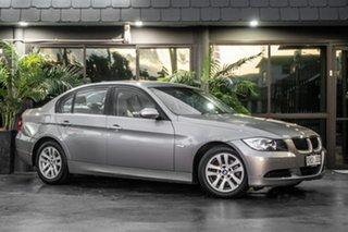 2007 BMW 3 Series E90 320i Steptronic Executive Bronze 6 Speed Automatic Sedan.