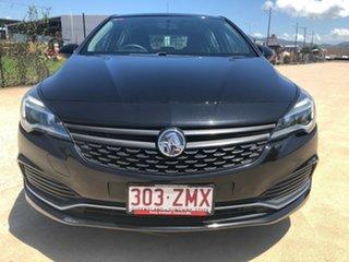 2016 Holden Astra BK MY17 R Black 6 Speed Sports Automatic Hatchback