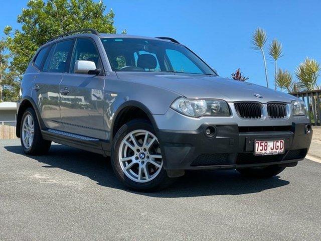 Used BMW X3 E83 MY06 Steptronic, 2006 BMW X3 E83 MY06 Steptronic Silver 5 Speed Sports Automatic Wagon