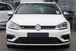 2019 Volkswagen Golf 7.5 MY20 R DSG 4MOTION White 7 Speed Sports Automatic Dual Clutch Hatchback.