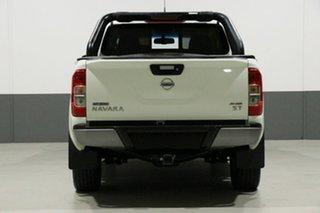 2016 Nissan Navara NP300 D23 ST N-Sport SE (4x4) White 7 Speed Automatic Dual Cab Utility