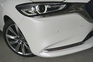 2018 Mazda 6 6C MY18 (gl) Atenza White 6 Speed Automatic Sedan.