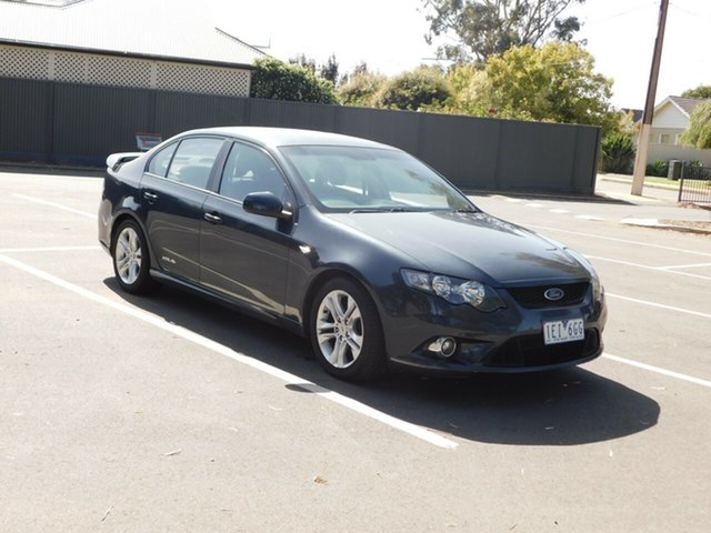 Used Ford Falcon FG MkII XR6, 2011 Ford Falcon FG MkII XR6 Grey 6 Speed Sports Automatic Sedan
