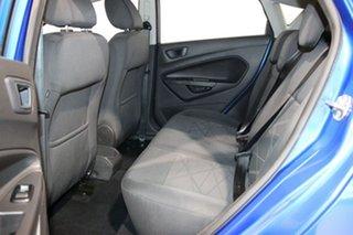 2014 Ford Fiesta WZ Ambiente Blue 5 Speed Manual Hatchback