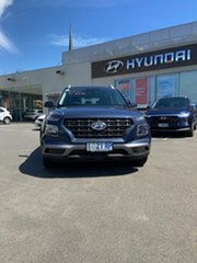 2019 Hyundai Venue QX MY20 Active The Denim 6 Speed Automatic Wagon.