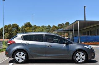 2015 Kia Cerato YD MY15 S Grey 6 Speed Sports Automatic Hatchback.