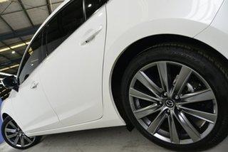 2018 Mazda 6 6C MY18 (gl) Atenza White 6 Speed Automatic Sedan