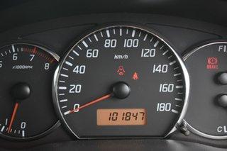 2010 Suzuki Swift RS415 RE4 Red/Black 5 Speed Manual Hatchback.