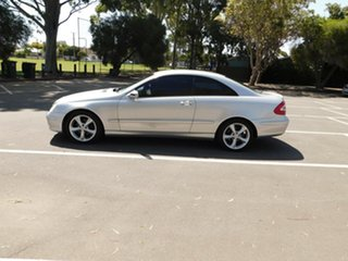 2003 Mercedes-Benz CLK-Class C209 CLK320 Elegance Silver 5 Speed Automatic Coupe