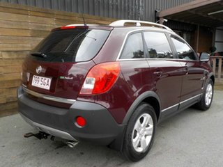 2012 Holden Captiva CG Series II 5 AWD Red 6 Speed Sports Automatic Wagon.