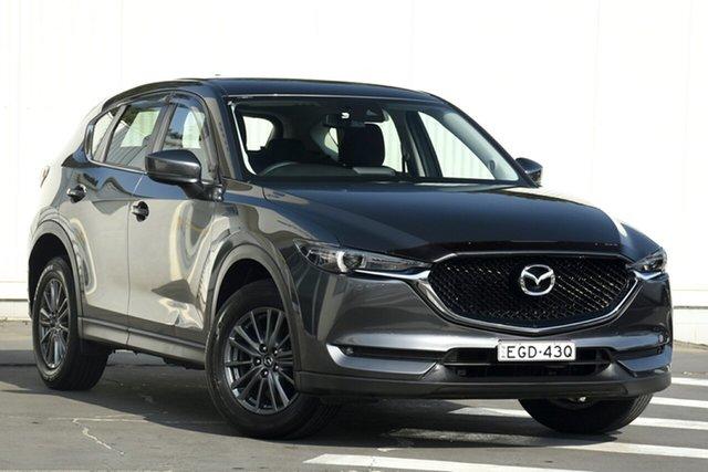 Used Mazda CX-5 KF2W7A Maxx SKYACTIV-Drive FWD Sport, 2018 Mazda CX-5 KF2W7A Maxx SKYACTIV-Drive FWD Sport Grey 6 Speed Sports Automatic Wagon