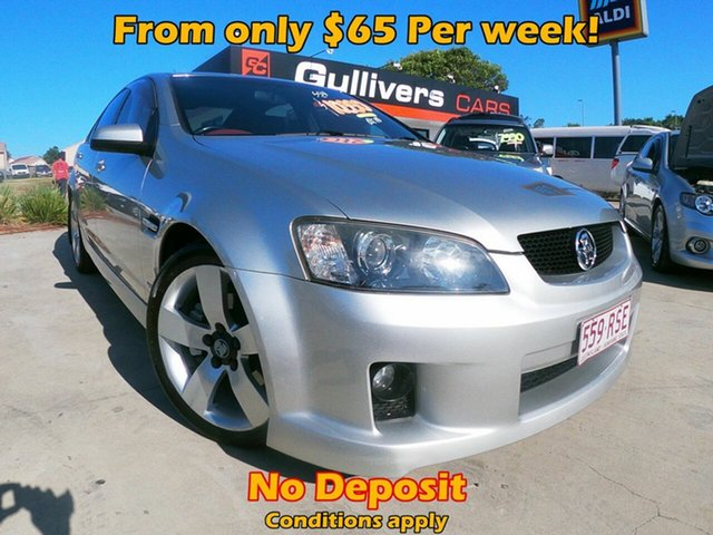 Used Holden Commodore VE SS V, 2006 Holden Commodore VE SS V Silver 6 Speed Automatic Sedan