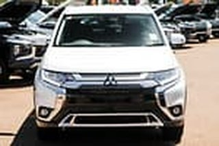 2019 Mitsubishi Outlander ZL MY20 LS 2WD W13 6 Speed Constant Variable Wagon