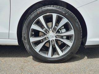 2019 Hyundai i30 PD2 MY20 Elite Polar White 6 Speed Sports Automatic Hatchback