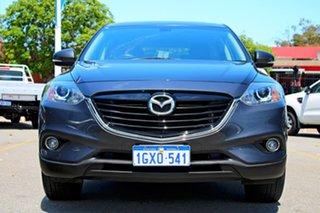 2013 Mazda CX-9 TB10A5 Luxury Activematic AWD Grey 6 Speed Sports Automatic Wagon.