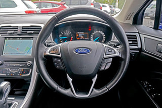 2017 Ford Mondeo MD 2017.50MY Trend PwrShift Blue 6 Speed Sports Automatic Dual Clutch Wagon