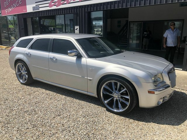 Used Chrysler 300C MY09 LE, 2008 Chrysler 300C MY09 LE Silver 5 Speed Automatic Wagon