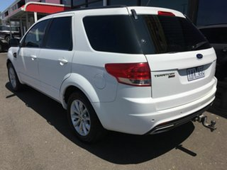 2014 Ford Territory SZ MK2 TX (4x4) White 6 Speed Automatic Wagon