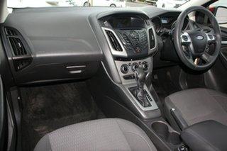 2013 Ford Focus LW MkII Trend PwrShift Burgundy 6 Speed Sports Automatic Dual Clutch Hatchback