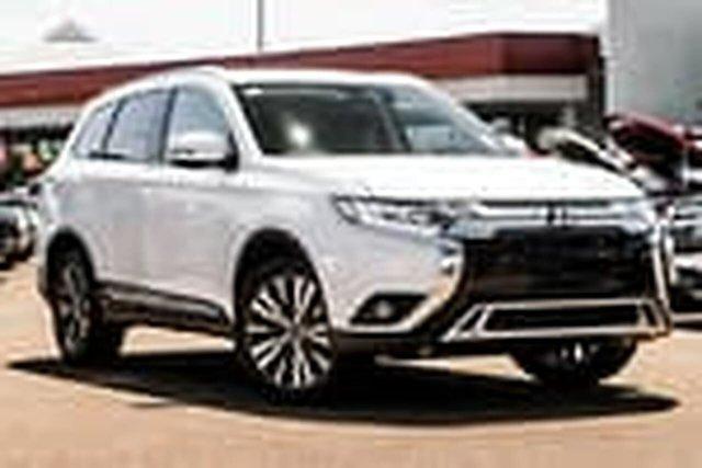 Demo Mitsubishi Outlander ZL MY20 LS 2WD, 2019 Mitsubishi Outlander ZL MY20 LS 2WD W13 6 Speed Wagon