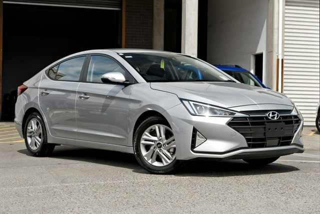 New Hyundai Elantra AD.2 MY20 Active, 2020 Hyundai Elantra AD.2 MY20 Active Typhoon Silver 6 Speed Sports Automatic Sedan