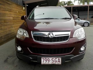 2012 Holden Captiva CG Series II 5 AWD Red 6 Speed Sports Automatic Wagon
