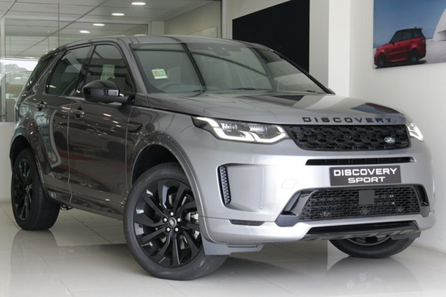 New Land Rover Discovery Sport L550 20MY D180 R-Dynamic SE, 2019 Land Rover Discovery Sport L550 20MY D180 R-Dynamic SE Eiger Grey 9 Speed Sports Automatic