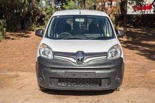 2014 Renault Kangoo F61 Phase II White 4 Speed Automatic Van