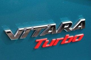 2018 Suzuki Vitara LY S Turbo 2WD Turquoise 6 Speed Sports Automatic Wagon