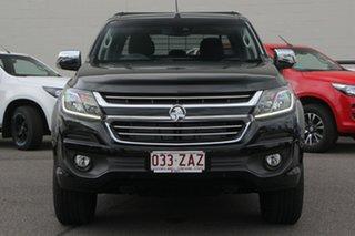 2019 Holden Colorado RG MY20 LTZ Pickup Crew Cab Black 6 Speed Sports Automatic Utility