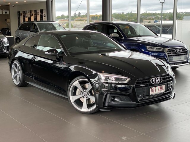 Demo Audi A5 F5 MY19 45 TFSI S Tronic Quattro Sport, 2019 Audi A5 F5 MY19 45 TFSI S Tronic Quattro Sport 7 Speed Sports Automatic Dual Clutch Coupe