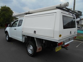 2013 Isuzu D-MAX TF MY12 SX (4x4) 5 Speed Manual Space Cab Chassis