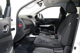 2017 Nissan Navara D23 Series II ST (4x4) White 7 Speed Automatic Dual Cab Utility