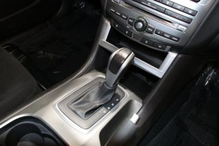 2011 Ford Falcon FG G6 50th Anniversary Silver 6 Speed Automatic Sedan