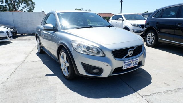 Used Volvo C30 M Series MY11 T5 S, 2010 Volvo C30 M Series MY11 T5 S Silver 6 Speed Manual Hatchback