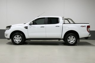 2017 Ford Ranger PX MkII MY17 XLT 3.2 (4x4) White 6 Speed Automatic Dual Cab Utility