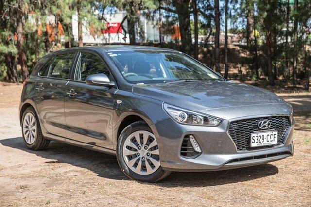 Demo Hyundai i30 PD.3 MY20 Go, 2019 Hyundai i30 PD.3 MY20 Go Iron Gray 6 Speed Automatic Hatchback